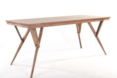 Palermo dining table from White on white