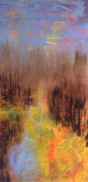 "Saatchi Online Artist gordon sellen; Painting, ""Devils Glen"" #art"