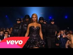 Beyoncé - If I Were A Boy (52nd GRAMMYs on CBS)