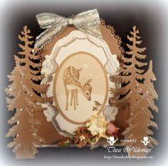 Marianne Design, Winter Cards, Christmas Cards, Frame, Live, Decor, Cards, Christmas E Cards, Picture Frame
