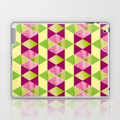 Quilty Pleasures Laptop & iPad Skin