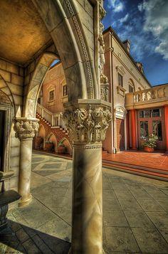 Walt Disney World  Epcot, World Showcase Italy  A Slice of Italy
