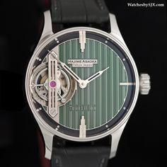 Watches by SJX: Up Close With The Hajime Asaoka Tourbillon #1 (With Original Photos, Review & Price)