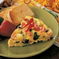 Zucchini Frittata Recipes from Taste of Home