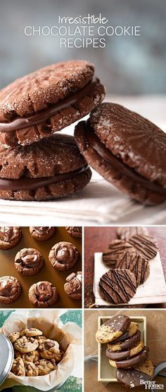 Click through for our favorite chocolate chip cookie recipes: www.bhg.com/...