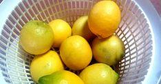 Fermente Mutfağım: Tuzda Fermente Limonlar