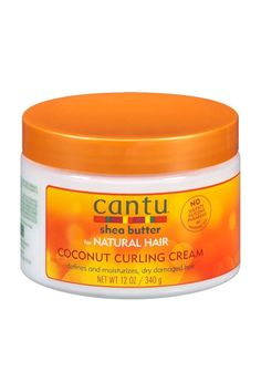 These Curl Creams Will Give Your Best Twist Out Ever - 13 Best Curl Creams for Natural Hair – Best Curly Hair Product. - These Curl Creams Will Give Your Best Twist Out Ever – 13 Best Curl Creams for Natural Hair – Best Curly Hair Products – - Curly Hair Styles, Natural Hair Styles, Best Curl Cream, Cantu Coconut Curling Cream, Cantu Shea Butter For Natural Hair, Best Natural Hair Products, Brittle Hair, Soft Curls, Twist Outs