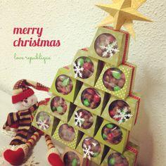#christmas #goodies #handmade #giftbox #loverepublique