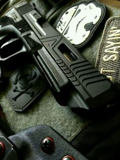 Agency Arms goodness.Loading that magazine is a pain! Excellent loader available for your handgun Get your Magazine speedloader today! http://www.amazon.com/shops/raeind