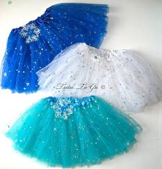 FROZEN Inspired Plus Size Sequin Tutu with by TutuFactory1 on Etsy