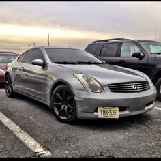 My G35 Coupe