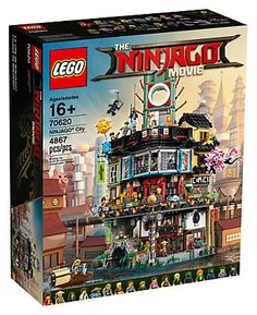 NINJAGO® City | LEGO Shop