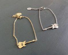"""bracelet """"guitare"""""""