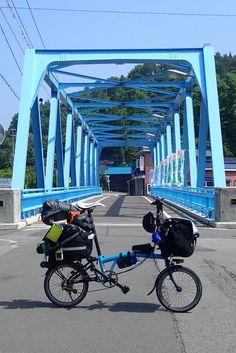 Folding Bicycle, Bicycle Art, Bicycle Design, Touring Bicycles, Touring Bike, Recumbent Bicycle, Bike Photography, Cargo Bike, Brompton