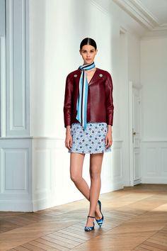 Pauline Hoarau for Longchamp -  Spring/Summer 2017 - Paris Fashion Week.