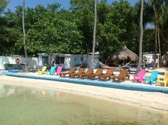 Seafarer Resort in Key Largo, Florida - perfect for a laid back vacation.