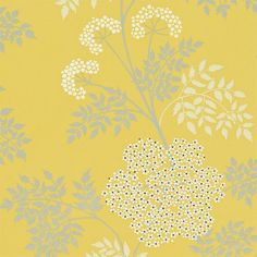 Sanderson - Traditional to contemporary, high quality designer fabrics and wallpapers | Products | British/UK Fabric and Wallpapers | Cowparsley (DOPWCO105) | Options 10 Wallpapers