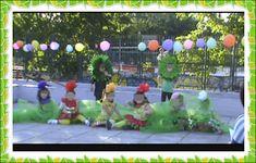 Χαρούμενες φατσούλες στο νηπιαγωγείο: ΚΑΛΟΚΑΙΡΙΝΗ ΓΙΟΡΤΗ- Η ΑΥΛΗ ΤΟΥ ΣΧΟΛΕΙΟΥ ΜΟΥ Blog, Blogging