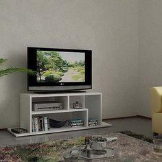 Mesa - Tv - Lcd - Rack - Modulo - Organizador