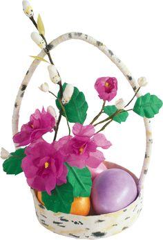 Цветы розовые 317