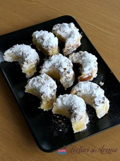 Prăjitură felii de lămâie Best Pastry Recipe, Pastry Recipes, Cake Recipes, Dessert Recipes, Romanian Desserts, Romanian Food, Food Cakes, International Recipes, Cake Cookies
