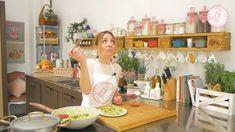 Pasta Alla Carbonara, Pasta Al Pesto, Food Decoration, Food Videos, Italian Recipes, Appetizers, Food And Drink, Ricotta, Latte