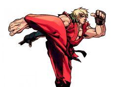 Capcom, Street Fighter, Ken Masters