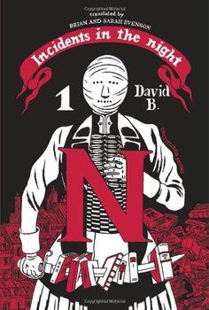 Incidents in the Night: Volume 1: Amazon.de: David B., Brian Evenson: Fremdsprachige Bücher
