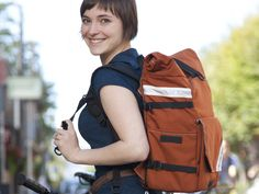 NORTH ST Woodward Convertible backpack, made in Portland, Oregon (USA)