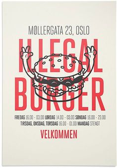 Illegal Burger - Oslo