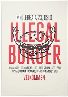 Illegal Burger - Oslo