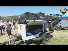 Pakunaoffroad With Mark Tutone: Outbound Overland - Woolly Bear Adventure Trailer ...