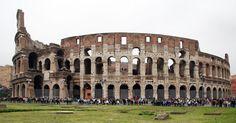 Panorámica del Colosseo - Portal Fuenterrebollo