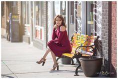 Senior Portrait Ideas | Senior Headshot Inspiration Downtown Urban