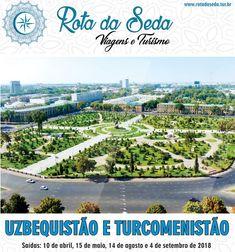 ROTA DA SEDA VIAGENS E TURISMORoteiro surpreendente pela Rota da Seda, visitando Uzbequistão e Turcomenistãohttps://t.co/QIMmgb8DgJ#ROTADASEDAVIAGENSETURISMO #ROTADASEDA #VIAGENSETURISMO #ROTA #SEDA #VIAGENS #TURISMO #surpreendente #Uzbequistão #Turcomenistao #MAILNEWS https://t.co/1pk24obk2q