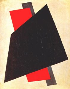Ljubov Popova: Architectonics 1916/1917
