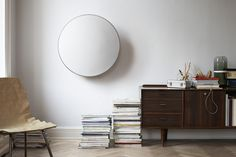 Bang & Olufsen is introducing a new black BeoPlay A9 sound system to provide a more masculine look to contrast the white BeoPlay A9 released...