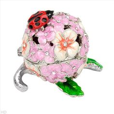 Lovely Accessories with Stal Made of Base metal and Multicolor Enamel