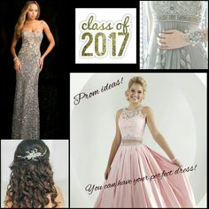 Are you having a school leavers/final year prom or formal? Bella Grace Event Dresses is sure to have a dress for you! We won't sell the same dress twice or to any two students at the same school!  #promideas #prominspiration #prom2017