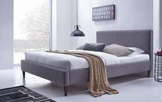 Łóżko Flexy 160x200 to nowoczesne, tapicerowane łóżko firmy Halmar, które idealnie będzie wyglądać w każdej sypialni bez względu na jej wielkość.  http://mirat.eu/lozko-flexy-160x200,id29055.html