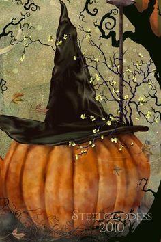 Autumn Decor - Pumpkin Art - Rustic Decor - Rustic...