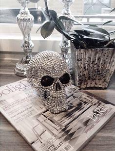 Skull, decor