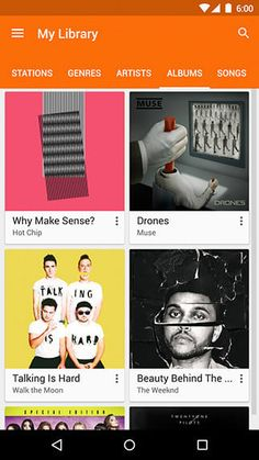 With Google Play Music, you can upload 50,000 songs from your personal music collection completely free. You no longer need to worry about how much storage your favourite album takes up on your phone.To upload songs to Google Play Music, install Music Manager for your computer or Google Play Music for Chrome. Then download the app on to your devices and you're ready to go.
