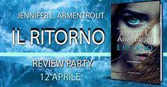 Leggere Romanticamente e Fantasy: Recensione IL RITORNO di Jennifer L. Armentrout