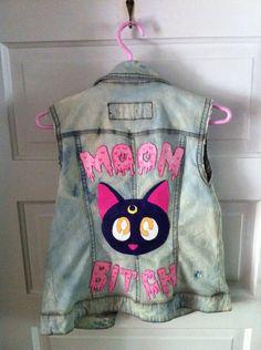 Sailor Moon vest