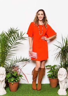 Fashion Stylist, Stylists, High Neck Dress, Dresses, Style, Turtleneck Dress, Vestidos, Swag, Dress