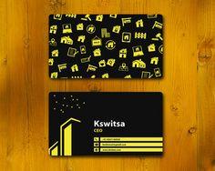 business card design | DEVBEZ