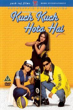 Kuch Kuch Hota Hai (Hindi Movie) - 1998 DVDRip