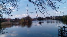 a lake in Felt, Czech