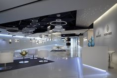 Lighting & Design Store in Boston, MA Lighting Showroom, Lighting Sale, Interior Lighting, Lighting Design, Interior Work, Retail Interior, Modern Interior Design, Corporate Design, Retail Design